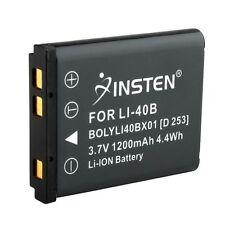 Li-ion para cámaras de vídeo y fotográficas Olympus