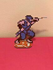 Ninja Gaiden Ryu Hayabusa Sprite - Nintendo NES Video Game Inspired Pixel Art