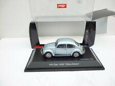 Schuco 1:43 VW Kaffer 1600i Ultima Edition Speed Blue Metallic New OVP