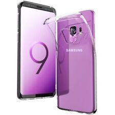 Samsung Galaxy S9/S9Plus Ultra Thin 360° Full Cover Case 2in1 Soft TPU Gel Skin