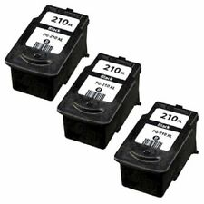 Ink Cartridge Canon PIXMA MP230 PIXMA MP280 PIXMA iP2700 Printer PG-210XL 3 Pack