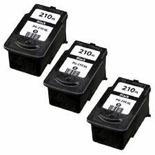 Ink Cartridge Canon PIXMA MP250 MP495 iP2702 MX410 MX340 Printer PG-210XL 3 Pack