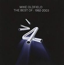 Mike Oldfield The Best of 1992-2003 2cd
