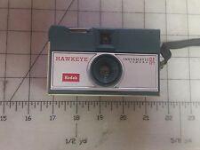 Vintage 1960's Kodak Green Hawkeye Instamatic R4 Camera - 35mm - Good Shutter