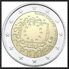 2 EURO *** Finland 2015 Finlande - 30 jaar Europese vlag - Drapeau Européen !!!
