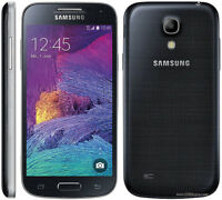 BRAND NEW Samsung Galaxy S4 Mini 8GB Unlocked **LTE 4G** NFC Smartphone  - BLACK