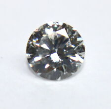 GIA Certified 0.25 Carat J VVS2 Round Brilliant Diamond