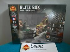 New! Never Assembled! Blitz Box Battle Pack 2020! Contains 1286 elements.