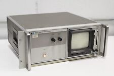 Hp Agilent 8418B Auxiliary Display Holder 8412B Phase Magnitude Display Network