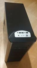PCICASE Zirco AX MidiTower ATX schwarz / silber mit DVD-Laufwerk, Kartenleser