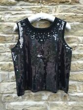 Unbranded Sequin Beaded Tops & Shirts for Women