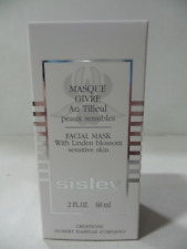 Sisley Facial Mask with Linden Blossom 60 ml / 2 oz Pack of 5