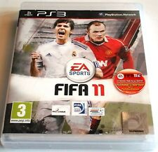 FIFA 11 for Playstation 3  PS3 with box & manual