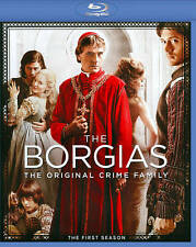The Borgias: Season 1 [Blu-ray], DVD, Jeremy Irons, François Arnaud, Holliday Gr