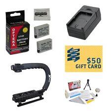 Kits de accesorios cargador para cámaras de vídeo y fotográficas Canon