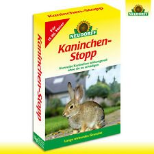 Neudorff 1 KG Kaninchen-Stopp Distribue Lapin Sans Elles À Dommage