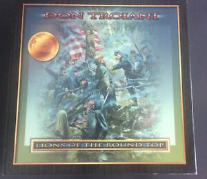 """ACW Civil War - """"Lions of the Round Top"""" ( Conte Collectibles)"""