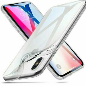 CLEAR Shockproof Case For iPhone 12/ 12 Pro Silicone TPU case - Slim fit case