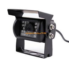 "HD 1/3"" Sony CCD Rear View Camera Waterproof IR Night Vision Color Backup Camera"