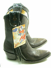 """Old Gringo Cool Water 10"""" Womens Cowboy Boot NEW IN BOX Embroidered Size 7.5 B"""