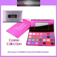 Slightly Damaged Crown Brush 28-Color COSMO Eye Shadow Palette FREE SHIPPING