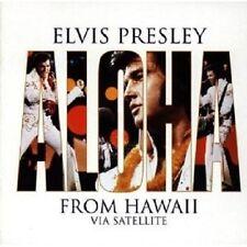 """ELVIS PRESLEY """"ALOHA FROM HAWAII"""" CD NEUWARE"""