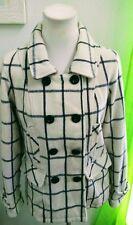 YMI plaid black&White Jacket size L