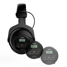 HD DEUS WS4 COMPATIBLE WIRELESS HEADPHONES FROM DETEKNIX. DISCOVER COMFORT.
