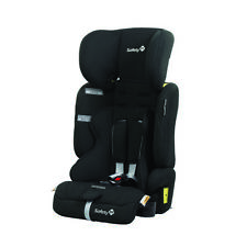 Safety 1st Solo Convertible Booster Car Seat, Black, NEW, Free Delivery