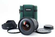 【MINT】Sigma 20mm f/1.8 EX DG Aspherical Lens for Canon From JAPAN 729449