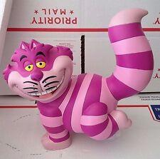 Disney Store Alice in Wonderland Cheshire Cat Garden Outdoor Figure Hide a Key
