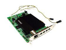 Dell Teradici HC-2240 PCIe Quad Mini DisplayPort PCoIP Remote Access Card WCWRN