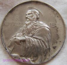 MED6910 - MEDAILLE SAINT ROMUALD DE CALMODOLI  1912