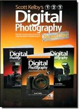 Scott Kelby's Digital Photography Boxed Set Parts 1 2 & 3
