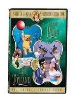 Shirley Temple Storybook Collection: Winnie the Pooh/Babes in Toyland - GOOD