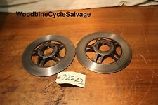 1980 GOLDWING GL1100  front brake rotors GL 1100 80 81 4.5MM