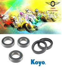 Genuine Koyo Kawasaki KLX650 C1-C4 Rear Wheel Bearings & Seals 1993 - 1997