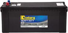 CENTURY N120 MF HEAVY DUTY TRUCK BATTERY 900CCA 12 MTHS NATIONWIDE WARRANTY QUA