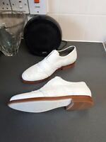Hudson London Women's Flat Shoes UK 5 EU 38 Colour:  White