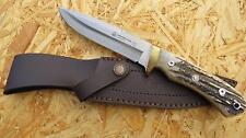 Puma IP Mountain Stag cuchillo de caza cinturón cuchillo de caza-Cuchillos 1.4125, 320114 nuevo