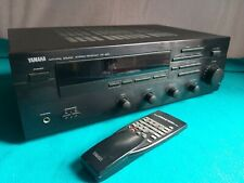 Yamaha Natural Sound Stereo Receiver Rx-495 AM-FM  160 Watts (Made in Malaysia)