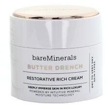 bareMinerals Butter Drench Cream 50g Restorative Rich Face Moisturiser