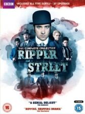 Ripper Street Complete Season 1 2 3 4 5 Series One to Five Collection New DVD