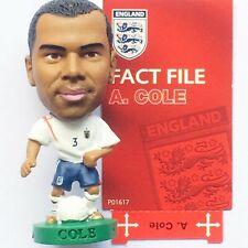 ASHLEY COLE England Home Corinthian Prostars Retail Figure Loose with Card PR118