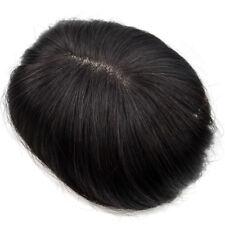 """CW HAIR  Base 5.9''x6.7"""" Remy Human  Hair Topper Haireason toupee For Women"""