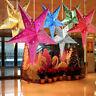 30cm Xmas String Hanging Star Christmas Party Decoration Christmas Tree Ornament
