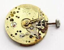 Mouvement de montre mécanique Cupillard 233 laiton  - D8-31
