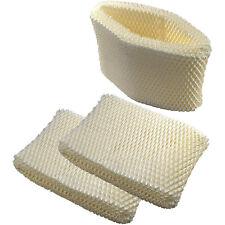 3x HQRP Wick Filter fits Honeywell HCM890 HCM890B HCM890C HEV320 HEV320B HEV320W