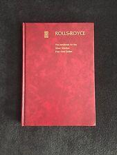 Rolls-Royce Silver Shadow 1971 Handbook  Owners Manual TSD2600 OEM