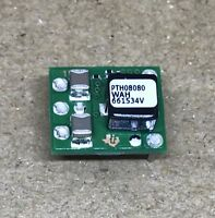1PCS PTH08080WAH DIP-5 Switching Converters 2.25A Wide Input/ Out Adj Mini Pwr